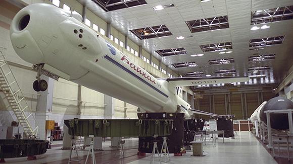 «Роскосмос» начинает работу над созданием многоразовой ракеты