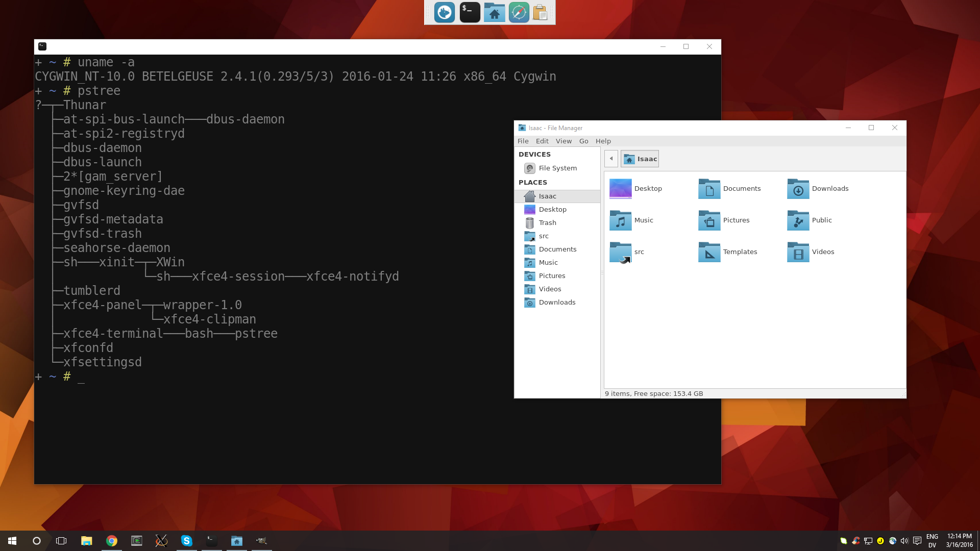 Yes You Can Run Desktop Linux Applications Under Windows 10 Sudo Null It News
