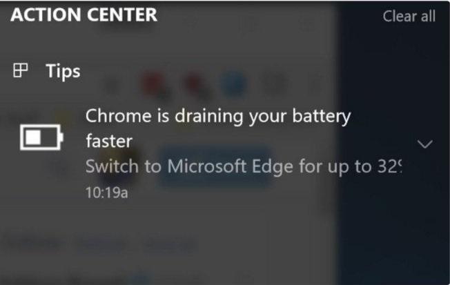 В независимом тесте Chrome и Opera оказались самыми энергоэффективными