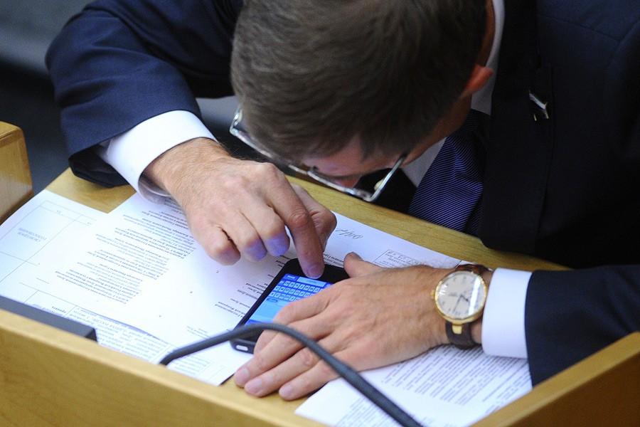 ВГосдуму внесли законопроект озапрете анонимности вмессенджерах