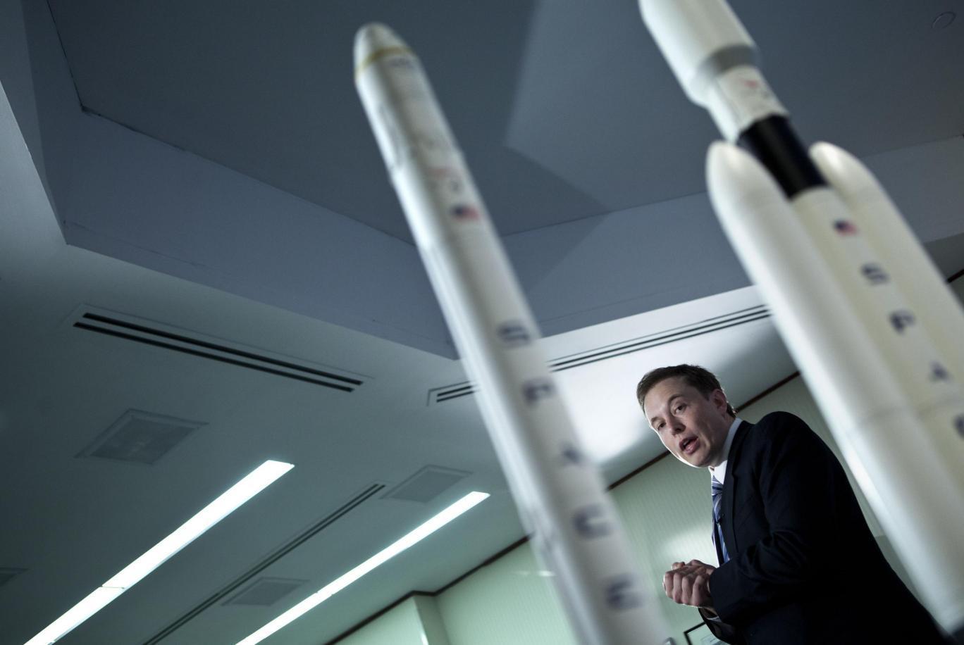 Илон Маск рассказал о том, как ему удается быть таким продуктивным