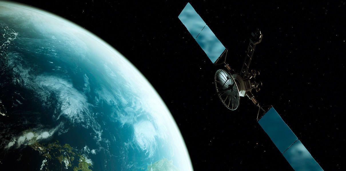 Роскосмос планирует создать национальную спутниковую интернет-связь