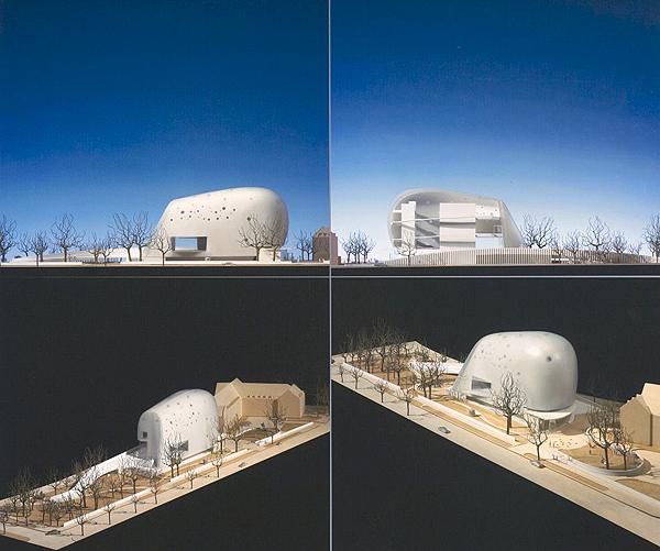 KPF project (Kohn Pedersen Fox Architects