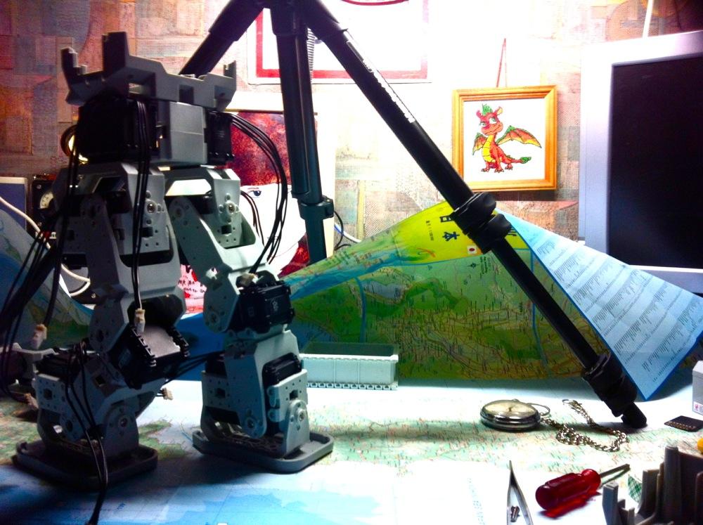 Robotis Bioloid