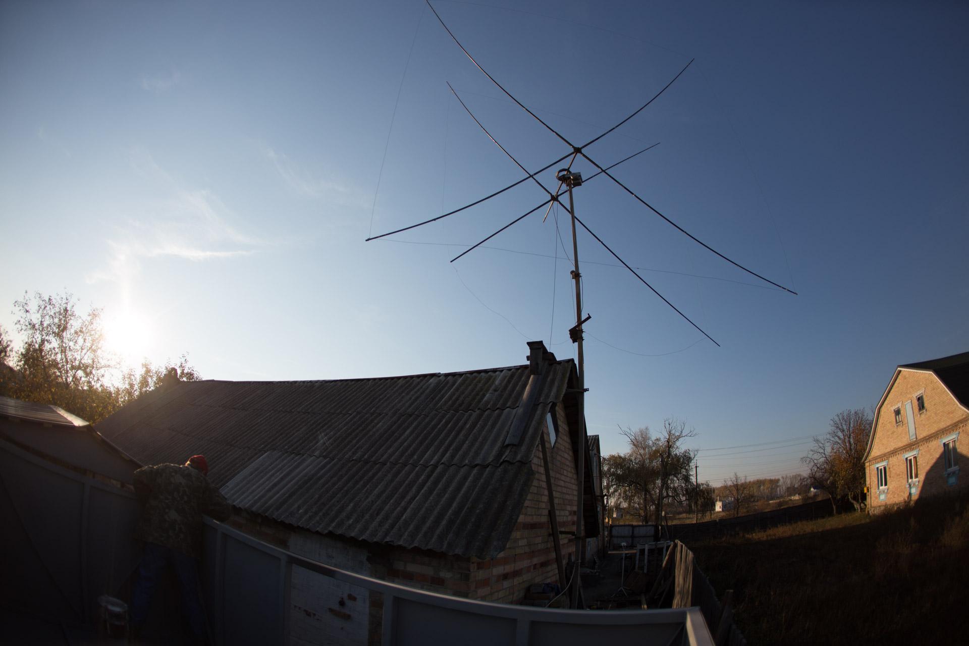 Строительство обсерватории с удаленным управлением