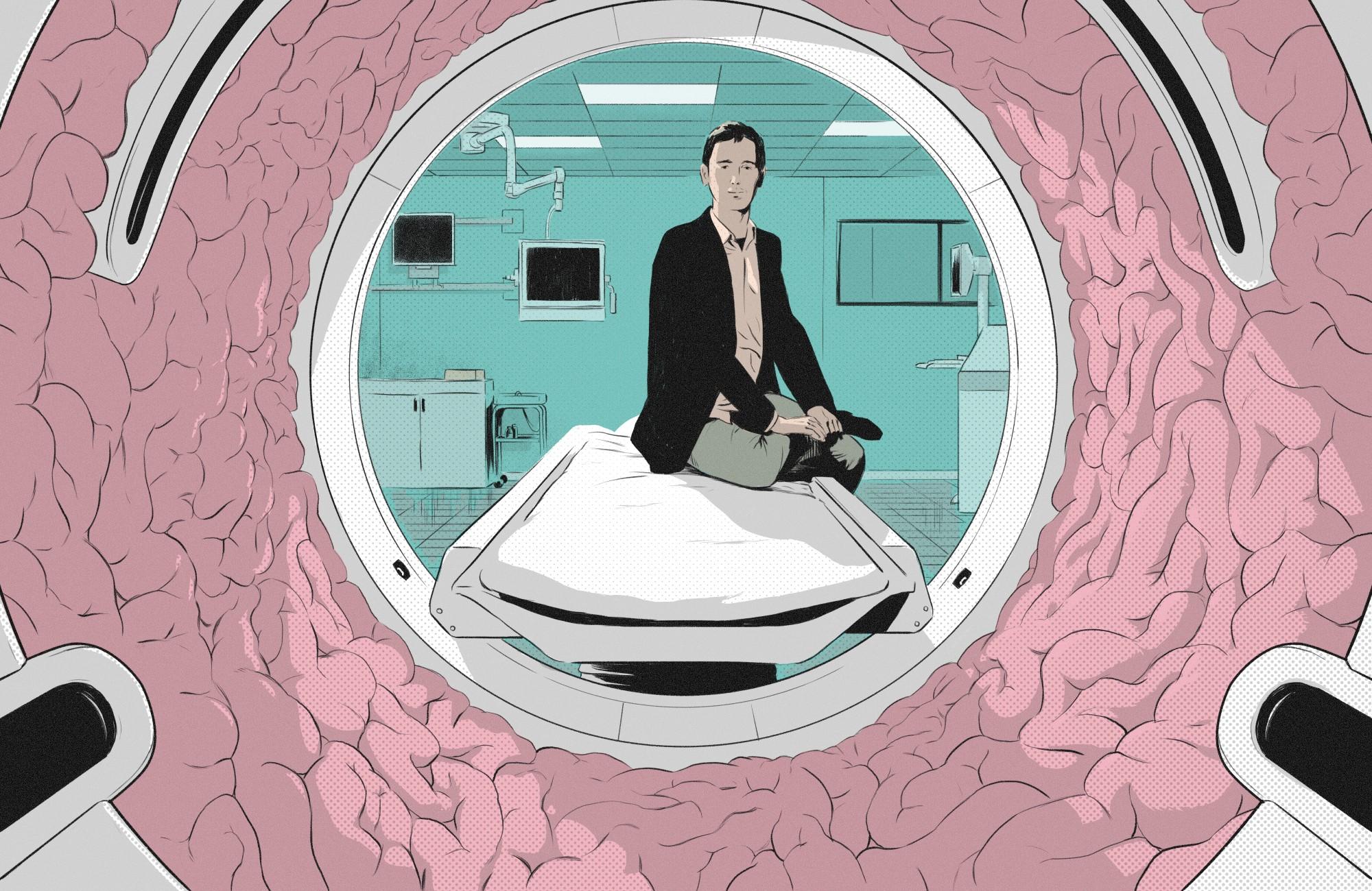 Человек, препарировавший собственный мозг