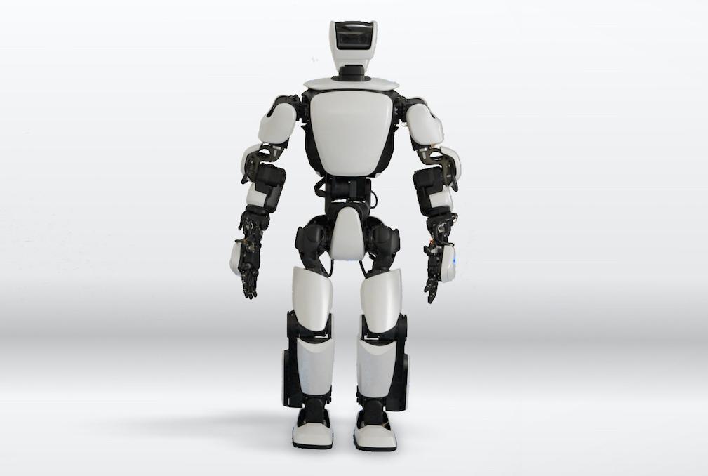 Toyota представила нового гуманоидного робота T-HR3