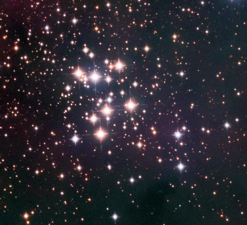 как выглядит звезда вблизи фото для выполнения