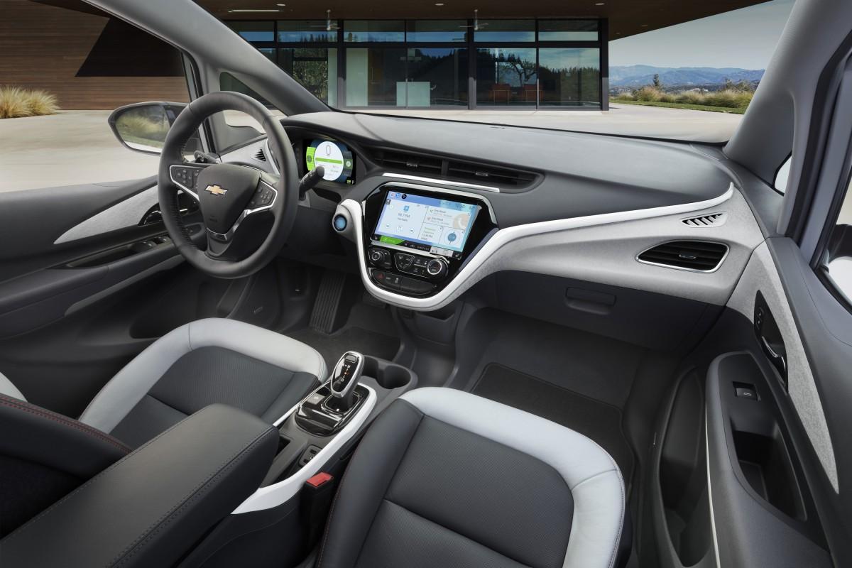 General Motors и Lyft начнут испытывать роботакси уже в следующем году