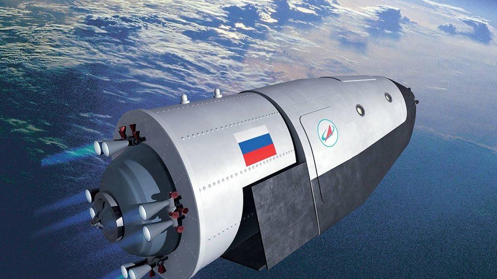 В Крыму протестируют систему возвращения космонавтов с Луны