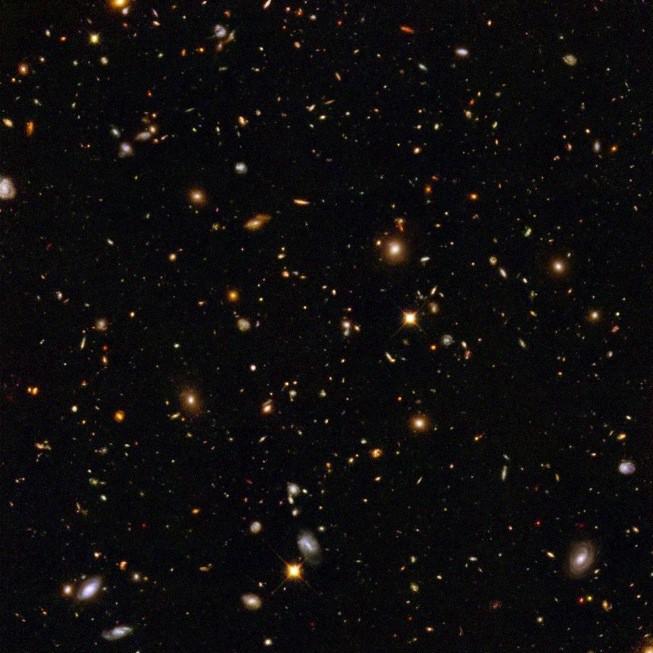 [Перевод] Спросите Итана №76: очень ранняя Вселенная