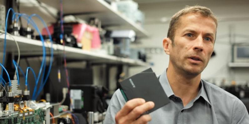 Sony и IBM Research уместили 330 ТБ в ленточный картридж