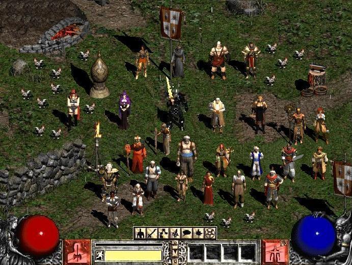 скачать Diablo 2 Hd торрент - фото 8