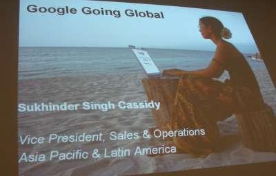 Google Office China