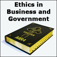 Issue 007 - Ethics in Business and Government