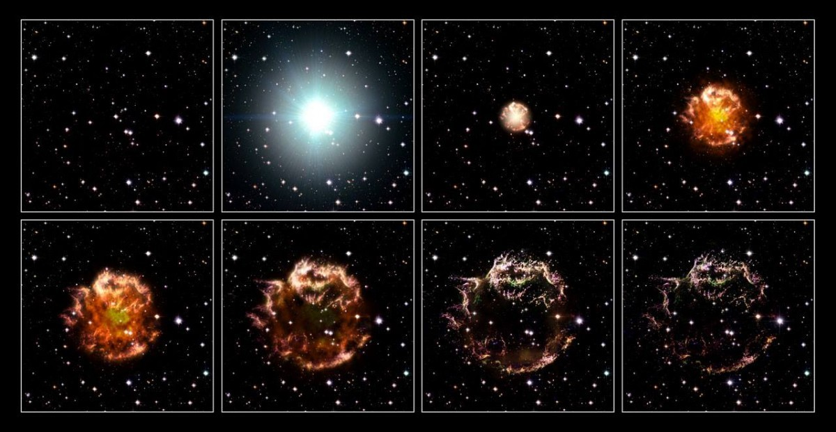 [Перевод] Спросите Итана: сколько из видимых на небе звёзд на самом деле существует?