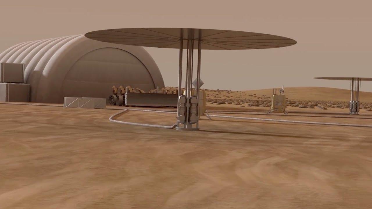 У NASA есть работающий космический реактор Kilopower, но нет плана утилизации радиоактивных отходов