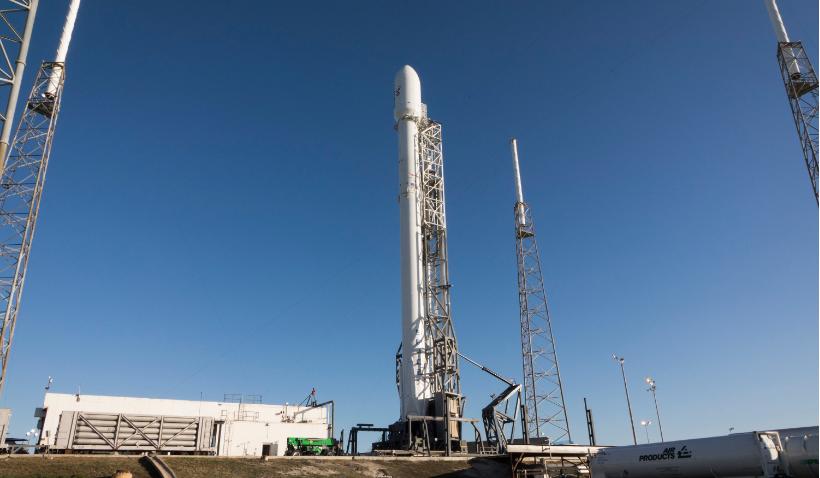 Из-за взрыва ракеты SpaceX может нагод отменить все запуски