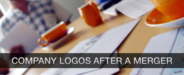 Эволюция логотипов компаний после слияния