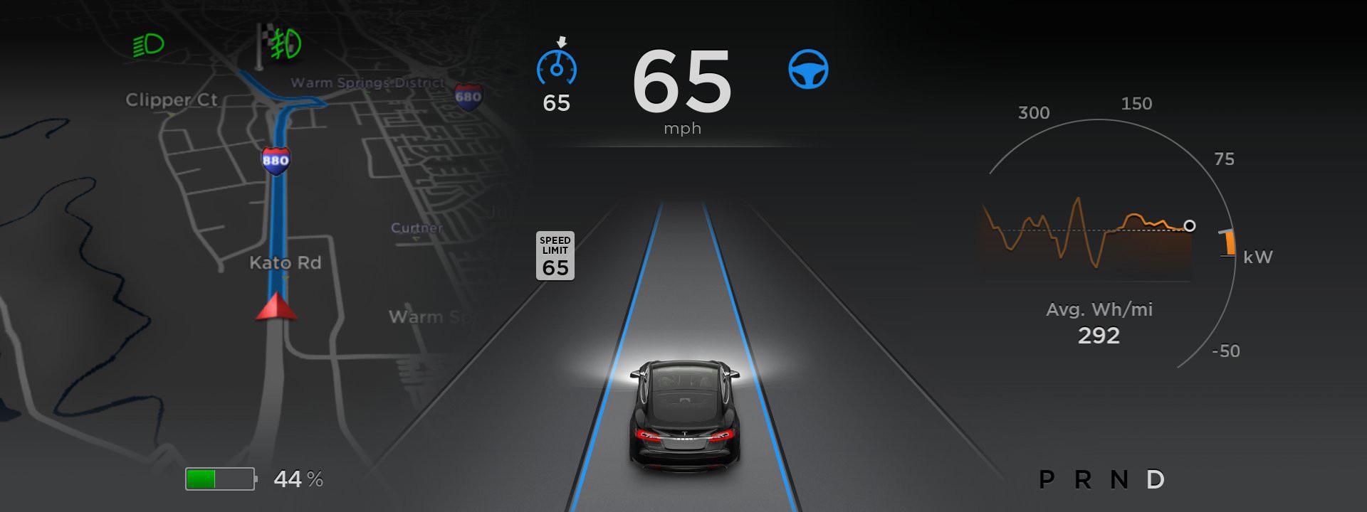 Автопилот Tesla спас жизнь водителю: довёз до больницы