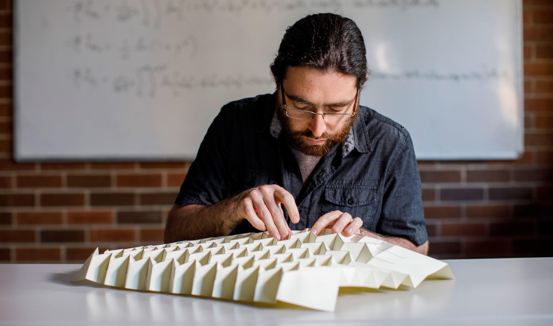 [Перевод] Атомная теория оригами