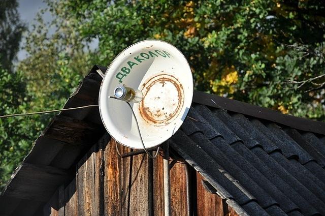 как ловить интернет на даче