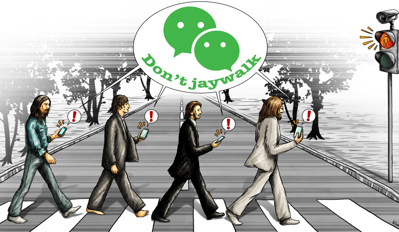 С нарушителями ПДД в Шэньчжэне планируют бороться при помощи SMS