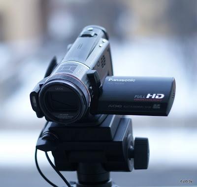 Камера снимаем себя сами