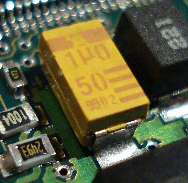 История конденсаторов часть 2: современная эра