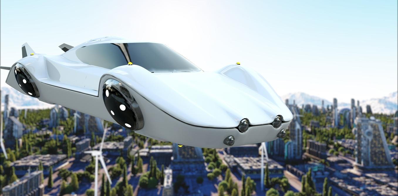 [Перевод] Летающие автомобили: фантастика или реальность?