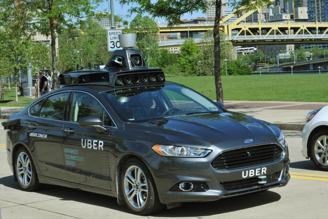 Uber начинает тестировать роботакси в Питтсбурге