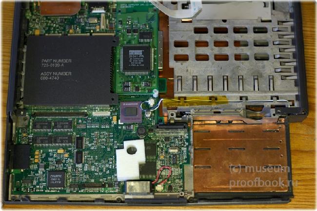 Retro: Apple Powerbook 3400c 97goda