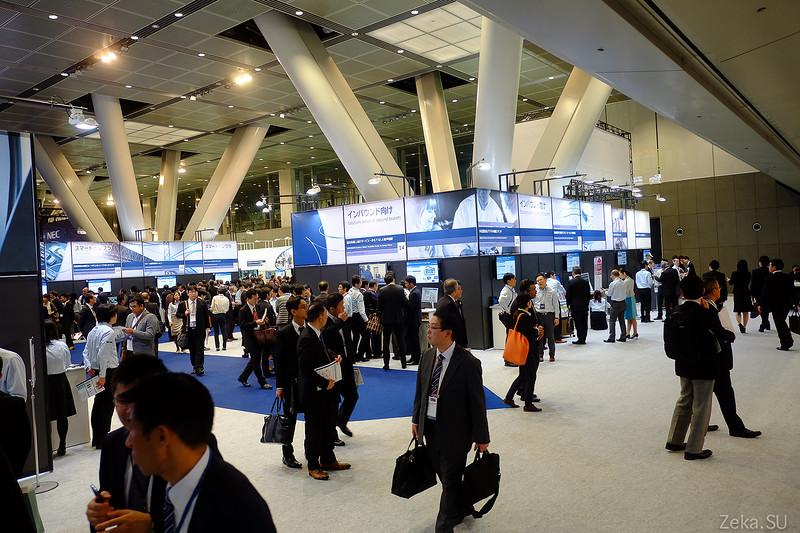 NEC expo 2017