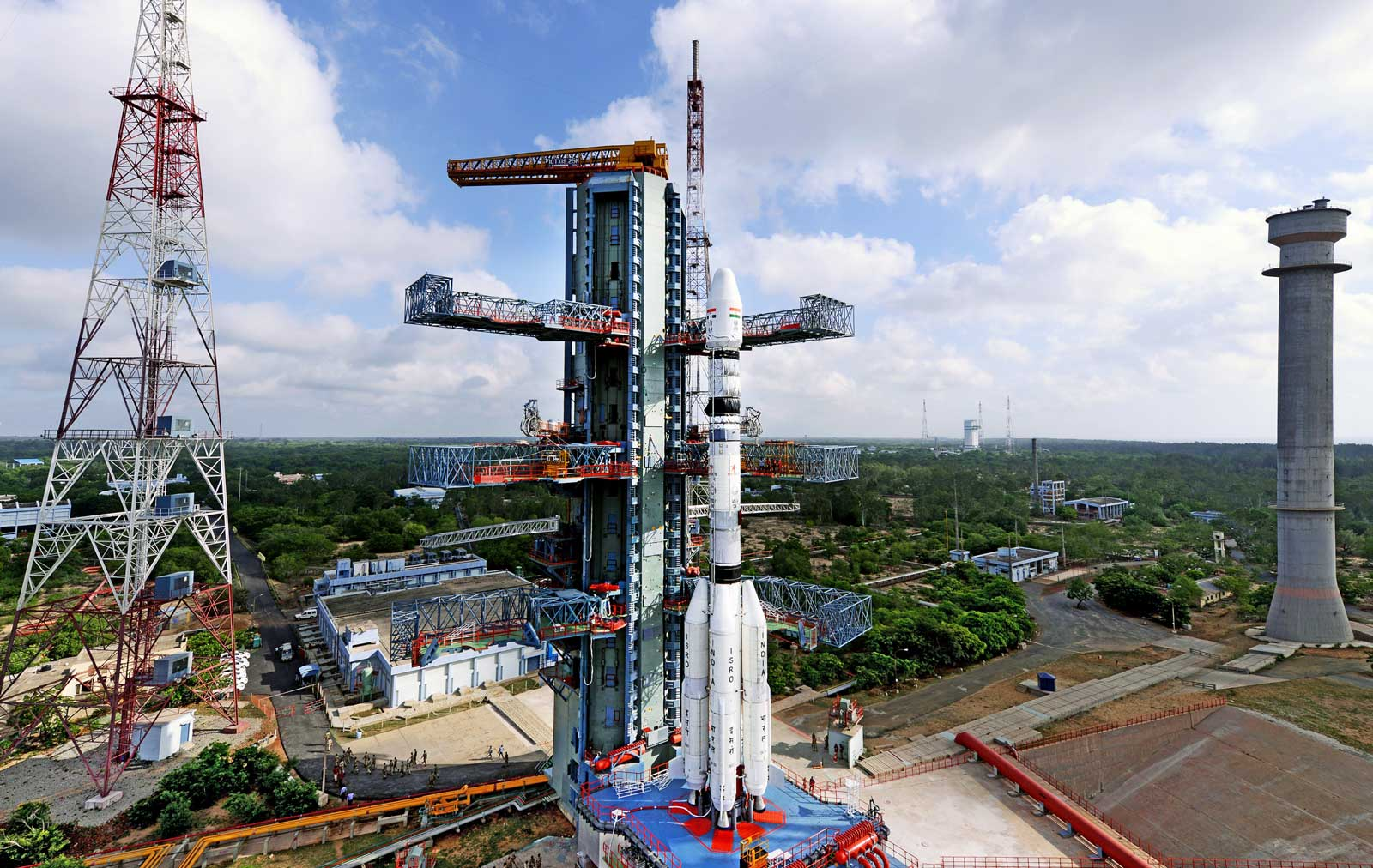 gsat 6a communication satellite - 1024×714