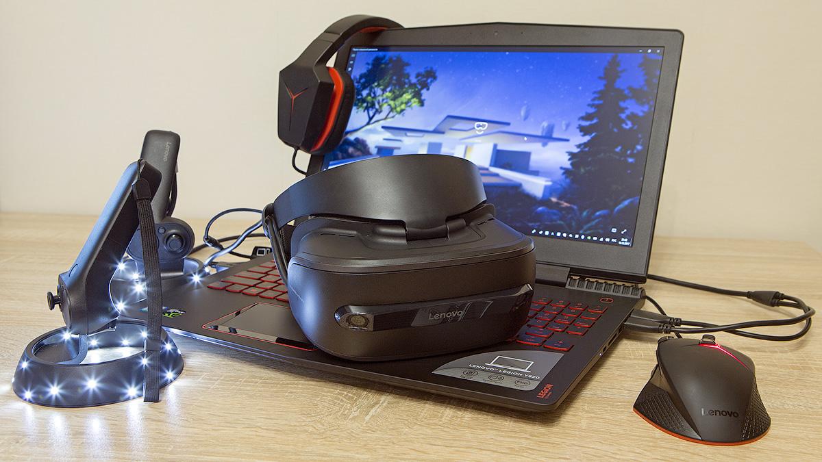 Обзор VR-шлема Lenovo Explorer: знакомство с VR при минимуме усилий