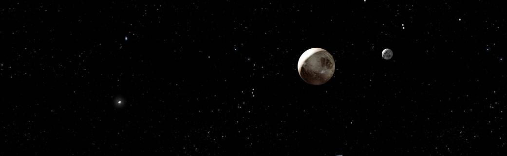 Сторонники теорий заговора уже успели объявить фейком экспедицию на Плутон
