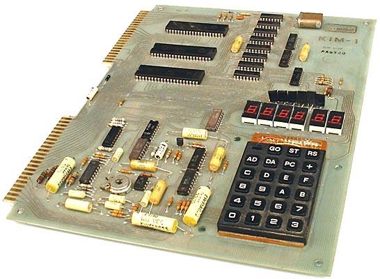 Процессор Терминатора, Бендера, Денди и Apple 2: MOS 6502