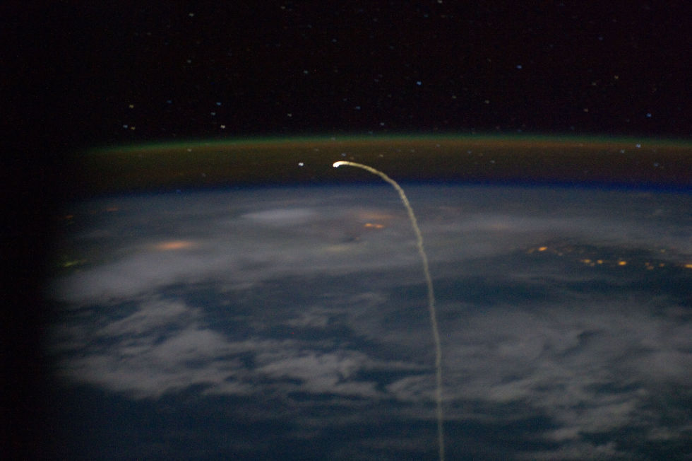 Последний полет в космос
