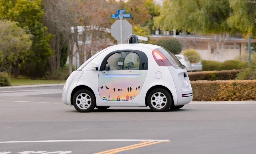Китай разрешил испытания робомобилей по всей стране