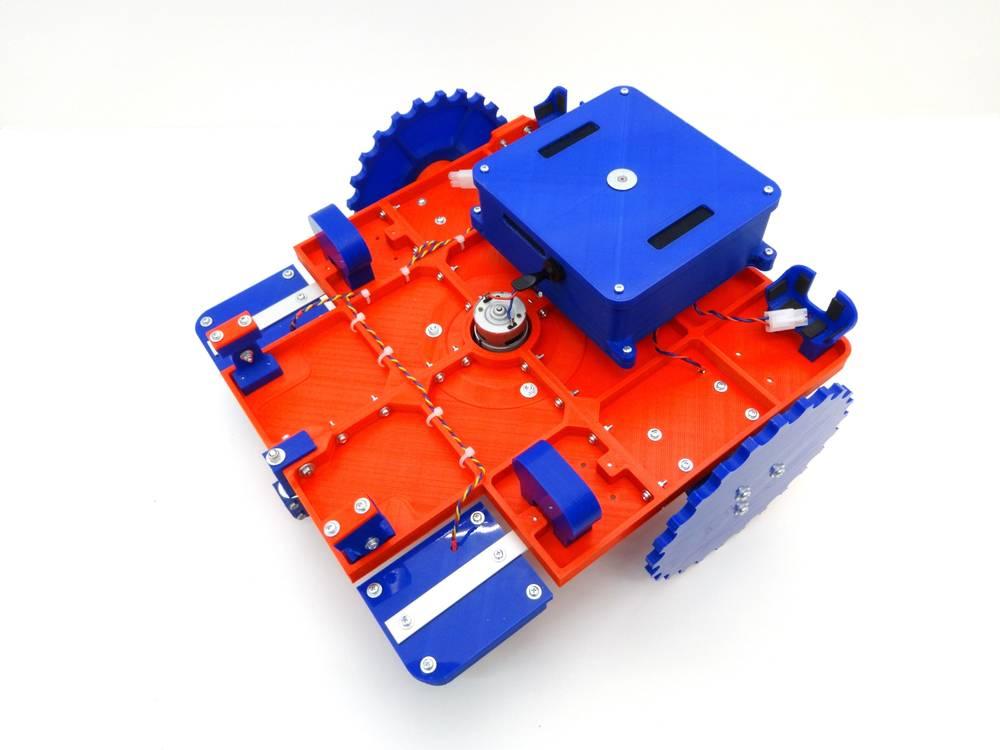 Ardumower Arduino powered robotic lawnmower