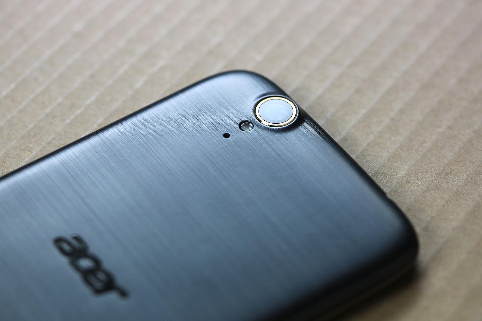 Обзор Acer Liquid Z630S: технологичный долгожитель