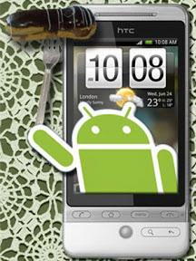 HTC Hero - Android 2.1