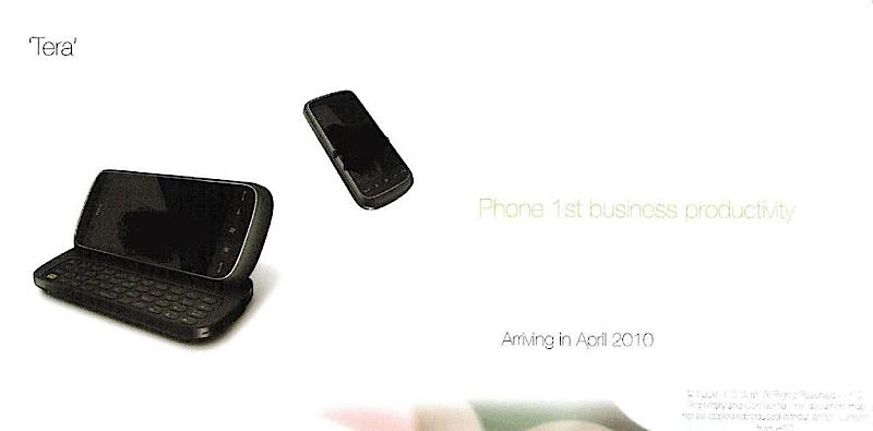 HTC Tera