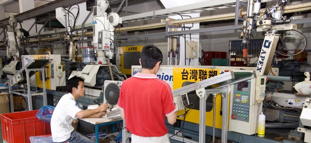 От людей к машинам: робототехническая революция в Китае
