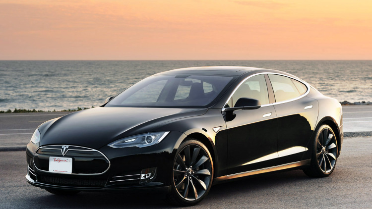 автомобиль тесла потребляемая мощность