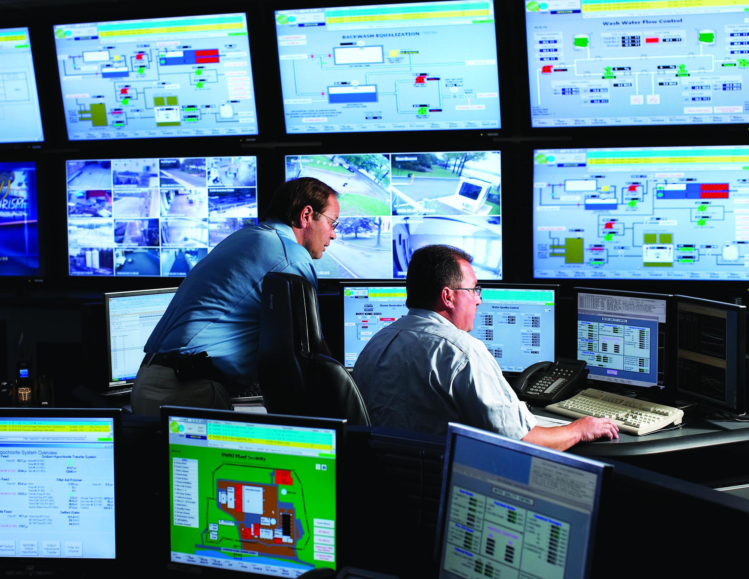Компьютерная сеть европейского предприятия по водоснабжению оказалась заражена вирусом-майнером