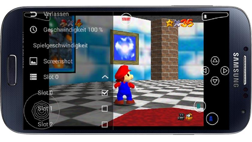 Лучшие эмуляторы игровых консолей для Android