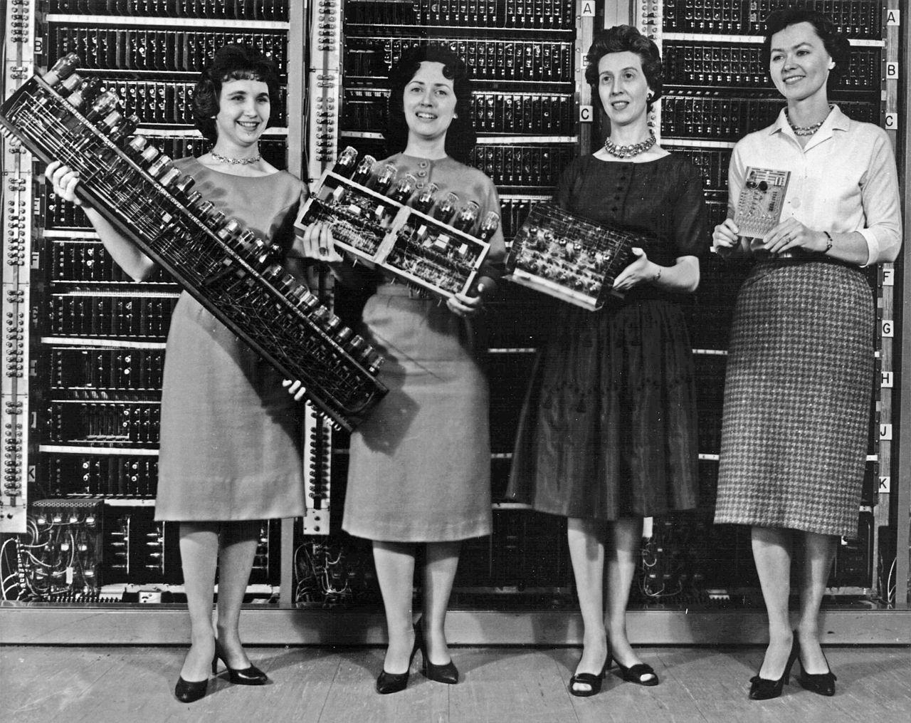 [Перевод] Электронные компьютеры, часть 3: ENIAC