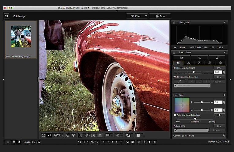 программа для обработки Raw Canon - фото 3