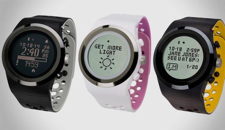 LifeTrak Brite R450 - a new watch with activity tracker